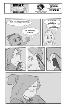 Relax Comic Web Page(6) by rmcandy