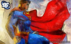 DC Comics - Superman by thephoenixprod