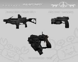 Weapons 01 by RoadBull