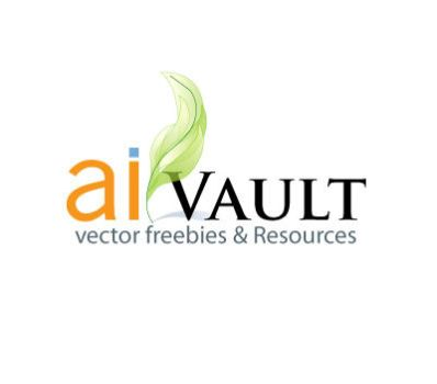 AiVult.com logo by one8edegree