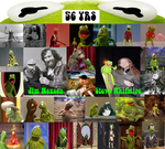 Kermit 56yrs by Rumtar