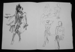 Life Drawing Nico2 by NicolasSiner