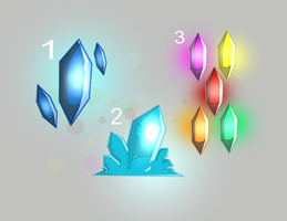 Stages of Rare Candy. Pokemon 3900 by Jeticus