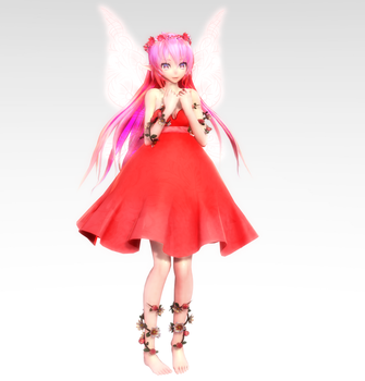 TDA Fairy Luka DL by Skary66
