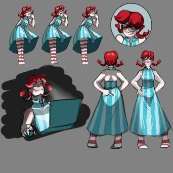 sassy Wendys by Despicable5mee