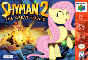 Shyman 2: The Great Escape by nickyv917