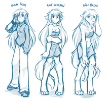 Raine Forms by Twokinds