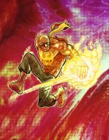 Iron Fist! by mthemordant