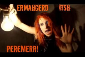 ermahgerd Paramore! by peacmaker101