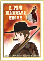 A Few Marbles Short - Poster - ComiPo! by Metalraptor