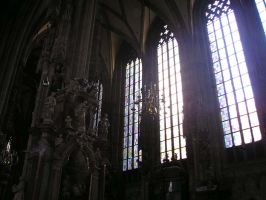 Stephansdom by simply-irenic
