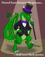 Fancy Fergus by Ross-Sanger