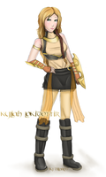 Design Sheet: Kyliah Thora Lokidottir TEEN by DiliaRen