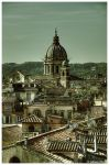 Rome Rooftops by JeRoenMurre