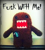 Domo KICK YOU ASS! by zombis-cannibal