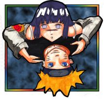 NaruHina Number 2 by thegeekpit