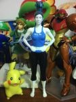 wii fit trainer Figure by SuperSiayanScooby