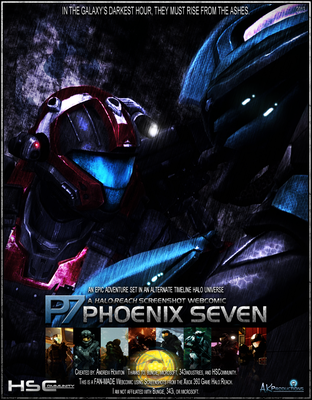 Phoenix Seven Poster by AndrewKleiner