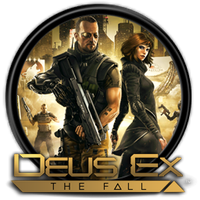 Deus Ex: The Fall - Icon by Blagoicons