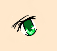 Eye practice I by Em-UH-ly-chan