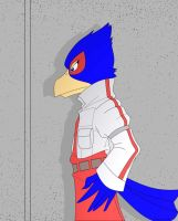 Falco Lombardi by BlackWingedHeart87