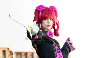 Amy Sorel - Soul Calibur IV by LauraNikoPhantomhive