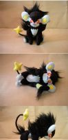 My Little Luxray by WhittyKitty