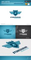 CREST LOGO TEMPLATE by design-on-arrival
