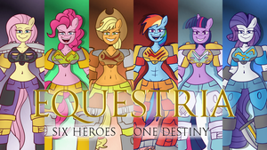 Bionicle Equestria by ScoBionicle99