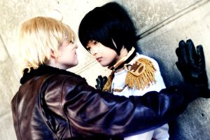 APH:All's fair in love and war by WaterPuzzle