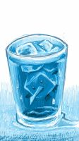ice cold drink by k-hots