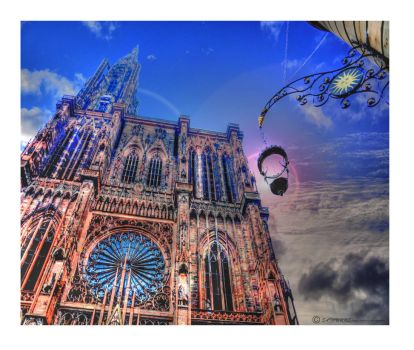 strasbourg cathedrale 2011 by Satourne