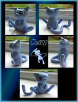 Shiny Mew Model by SonARTic