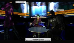 Batman smiled... Uh oh (Cat-Tales: Fun and Games) by chrisdee