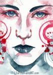 Morbid Curiosity by Si3art