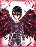Black Angel by naochiko-feature-acc