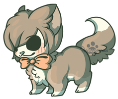 :Chibi Commish: by PrePAWSterous