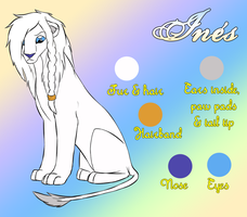 Ines Character Sheet [OLD] by Fileera