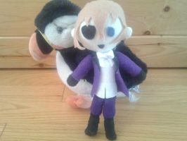 2p!Iceland Doll by TheClockworkKid
