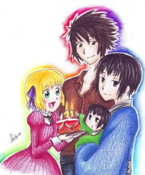APH Happy Brithday Pom by ghostgirlcolombian