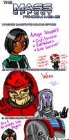 Amaya3004 Mass Effect Meme by Amaya3004
