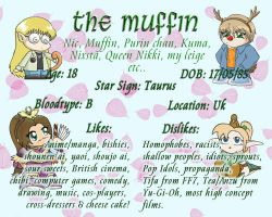 New deviant ID by TheMuffin