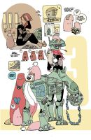 Emerald centaur mechnology by royalboiler