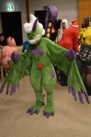 Tornadus Costume by Hamsterpfote