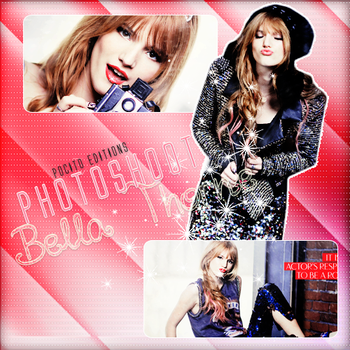 Photoshoot Bella Thorne 1 by PocitoEditions