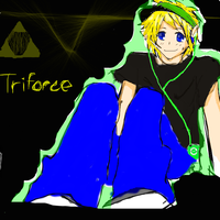 ITriforce: LINK :D by shalaylex
