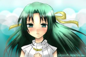 Sonozaki Shion-chan from Higurashi by genacinth