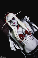 Lady Sylvanas by Abletodoall