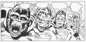 Superboy into King Kong Revert by Stonegate