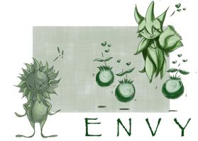 Envy by CasteelArt